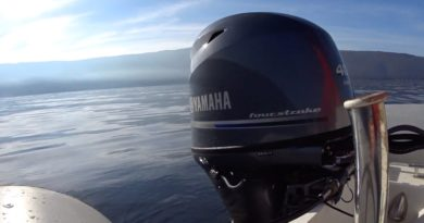 Yamaha 40hp Service Manual