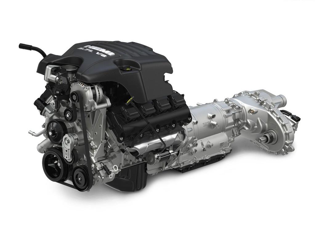 2013 Dodge Ram 1500 5.7L HEMI V8 Engine