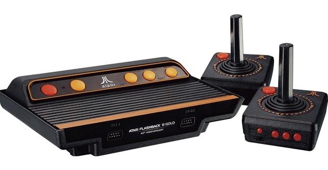 Atari computer game 80s Flashback