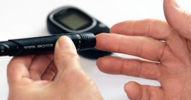 Health Promotion Diabetes Teaching Plan