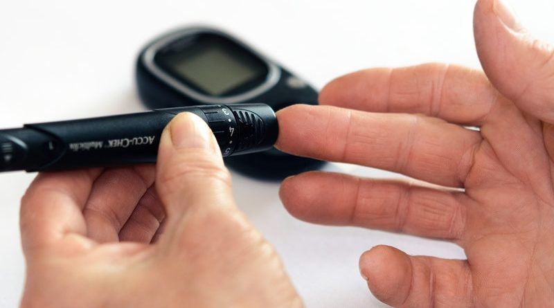 Health Promotion Diabetes Teaching Plan