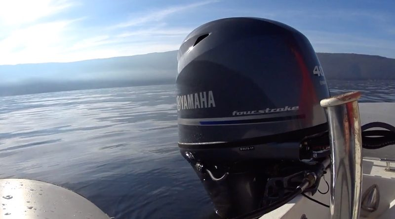 Yamaha 40hp Service Manual