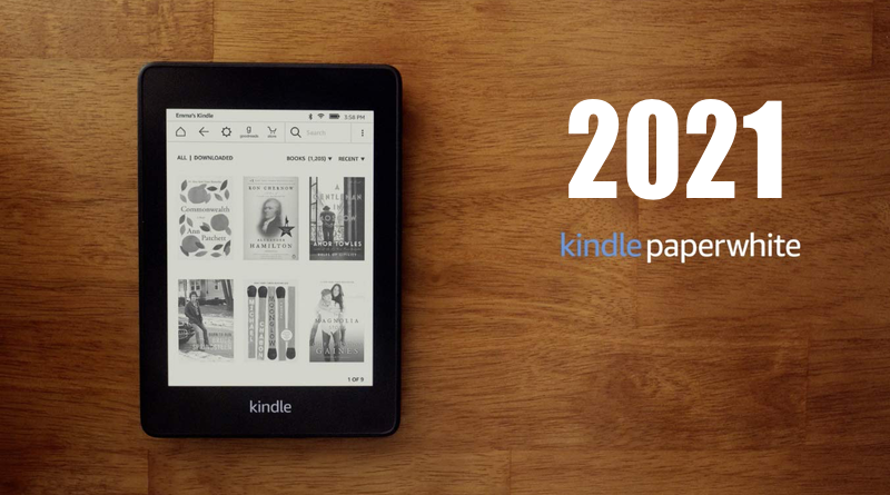 2021 Kindle Paperwhite Tablet