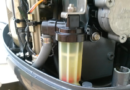 How to Replace Fuel Filter, Renewal Yamaha 115hp